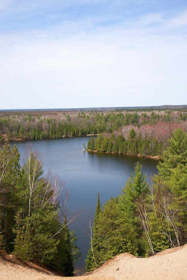 River View Photograph