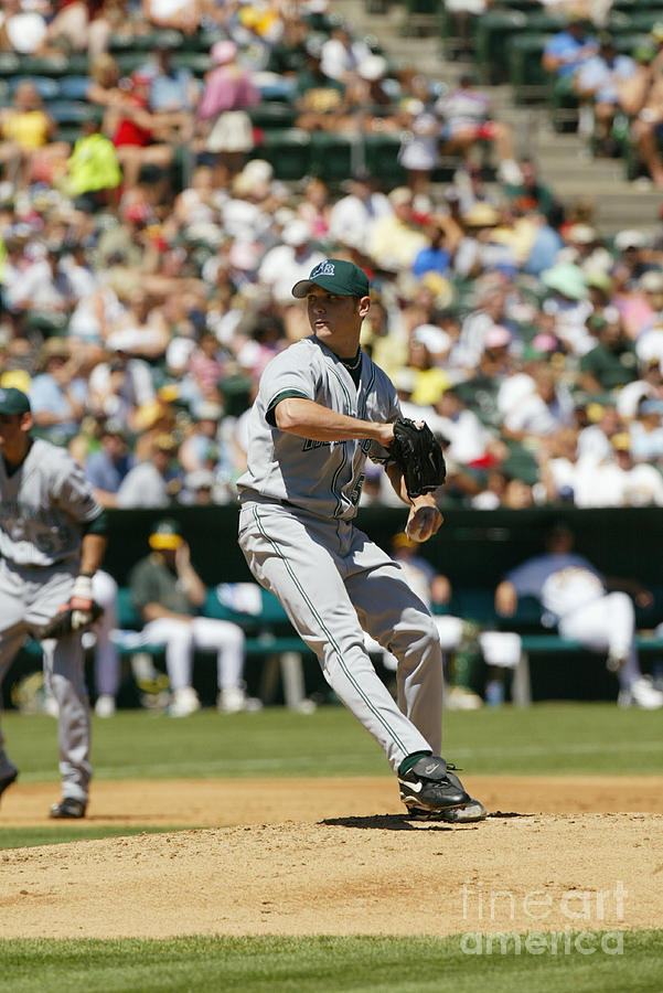 Scott Kazmir Photograph by Don Smith