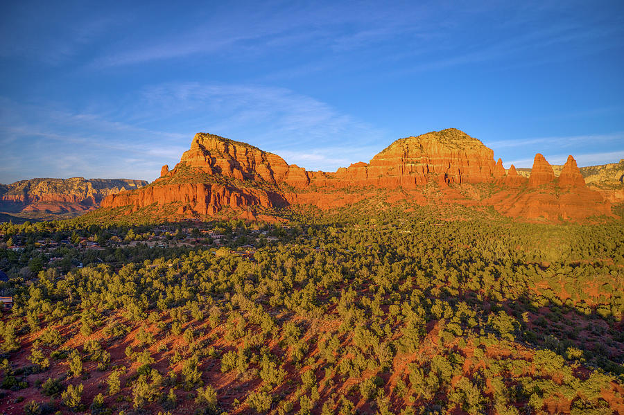 Sedona Arizona Landscape Winter 2019 by Anthony Giammarino