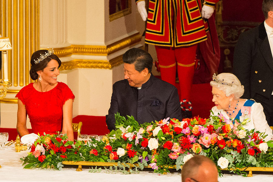 State Visit Of The President Of The Peoples Republic Of China - Day 2 Photograph by WPA Pool