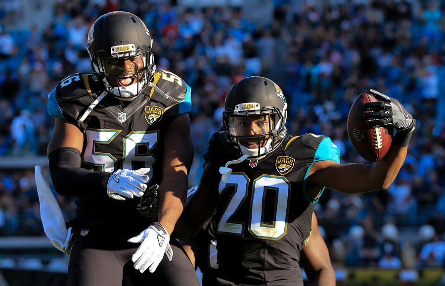 Tennessee Titans v Jacksonville Jaguars Photograph by Rob Foldy