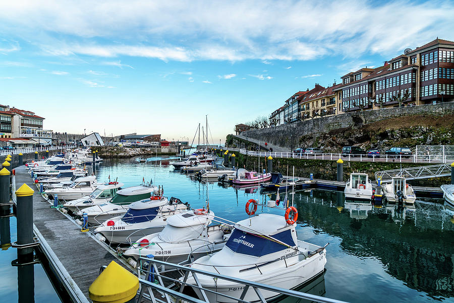 City Photograph - The Wonderful Harbor by Ric Schafer