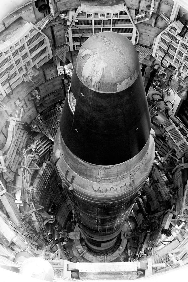 Titan II ICBM by Chris Smith