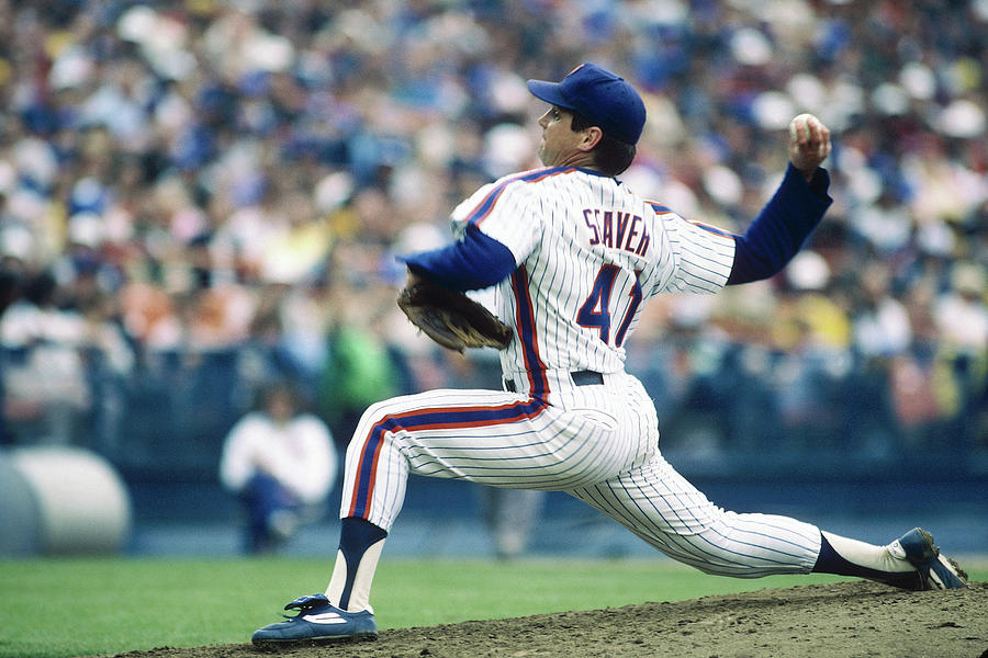 Tom Seaver Photograph by Rich Pilling