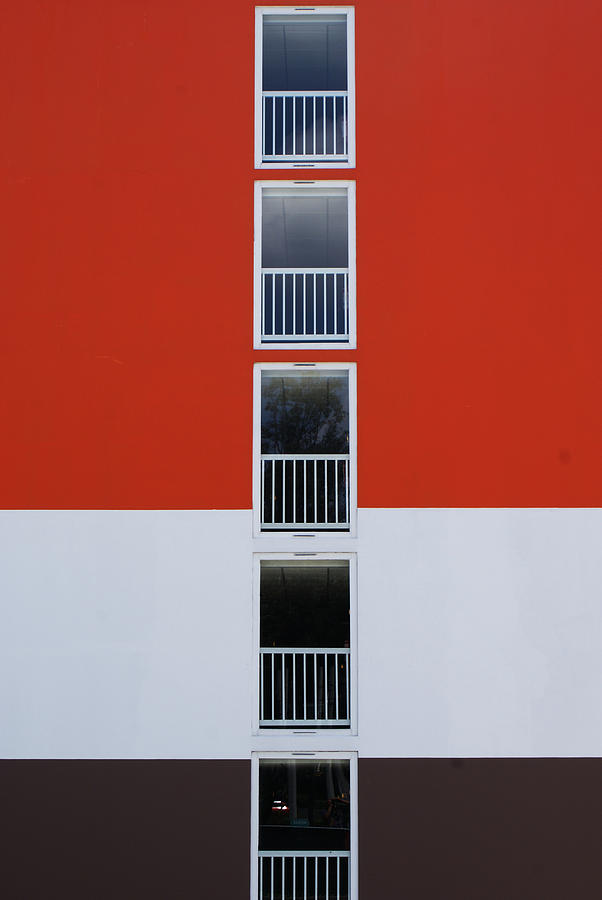 Windows Photograph - Untitled 4 by Oscar Vago