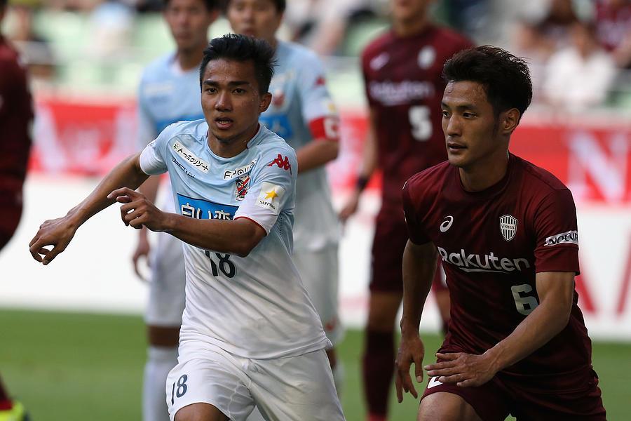 Vissel Kobe v Consadole Sapporo - J.League J1 Photograph by Buddhika Weerasinghe