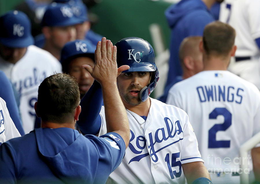 Whit Merrifield Photograph by Jamie Squire
