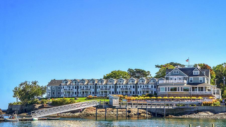 Bar Harbor Maine USA by Paul James Bannerman