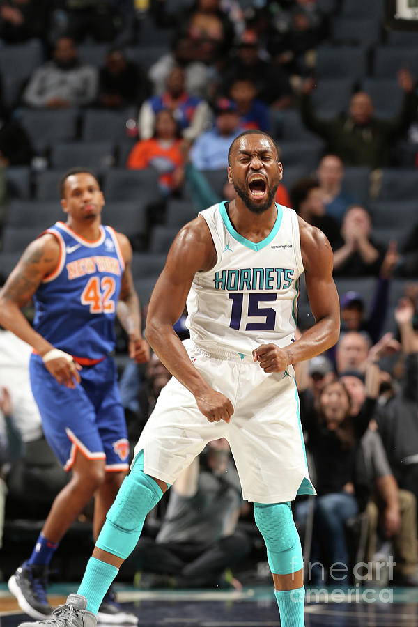 Kemba Walker Photograph by Kent Smith