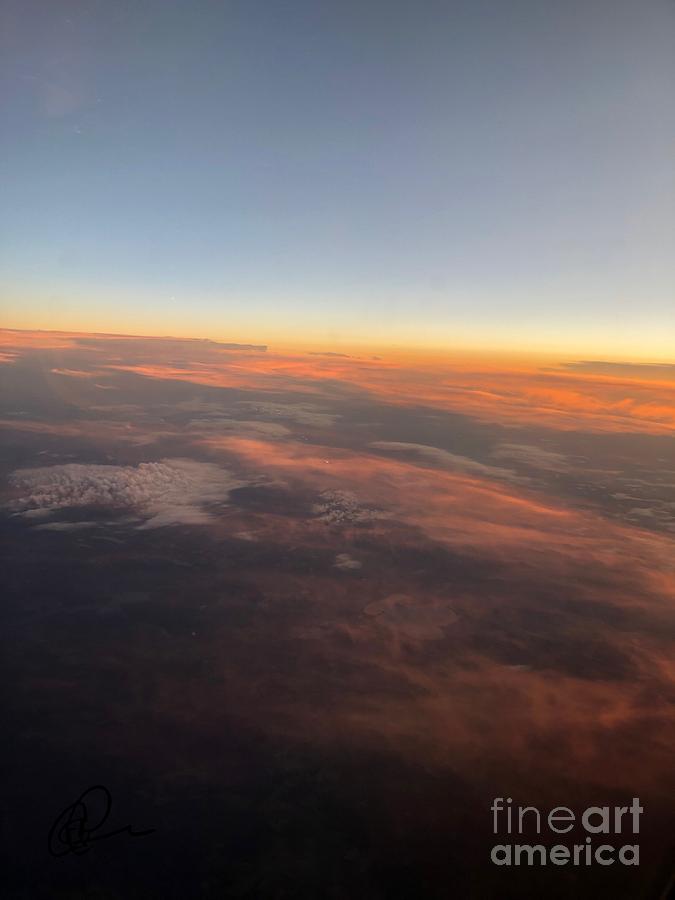 30,000 Feet by Ann E Robson