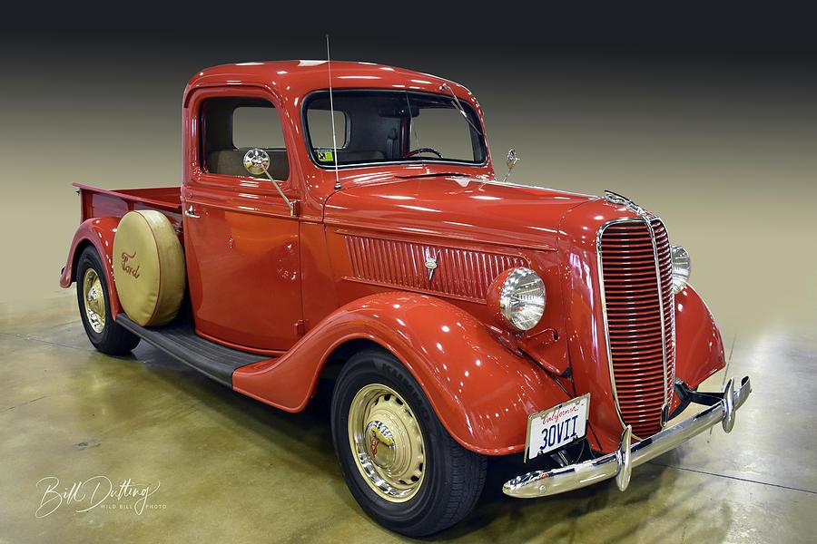 30Vll Ford Pickup by Bill Dutting