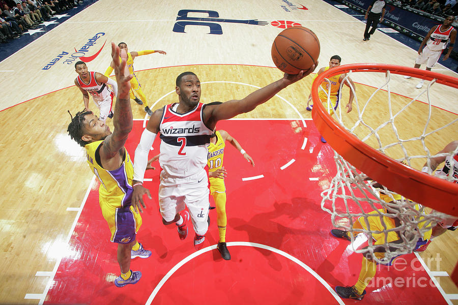 John Wall Photograph by Ned Dishman