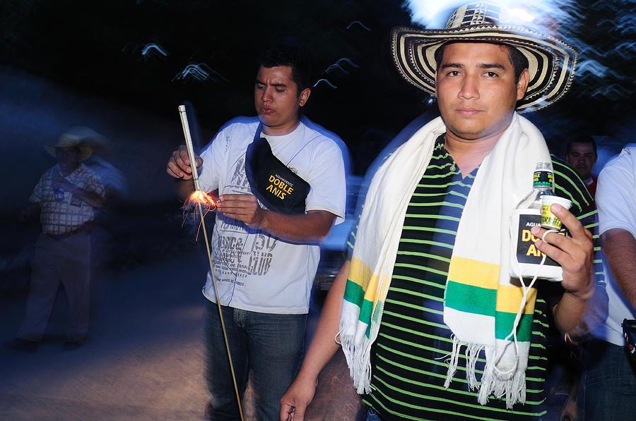 Rivera - Colombia Photograph