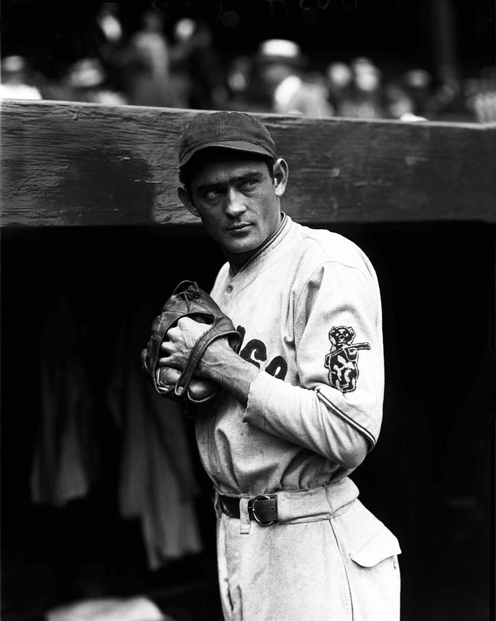 Chicago Cubs Photograph by The Conlon Collection