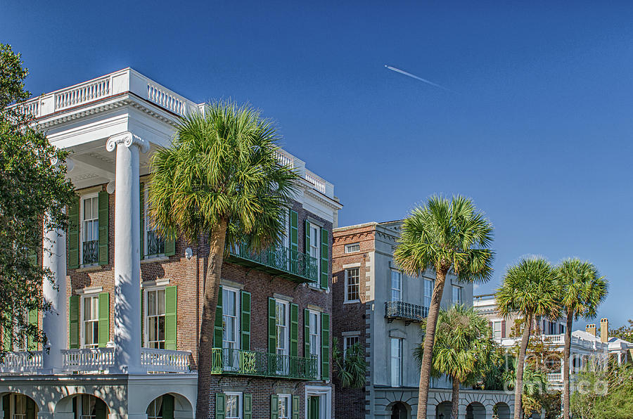 Robert William Roper House - Charleston Photograph