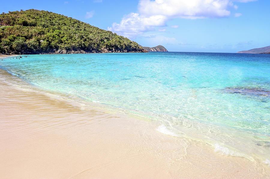 St. Thomas United States Virgin Islands by Paul James Bannerman