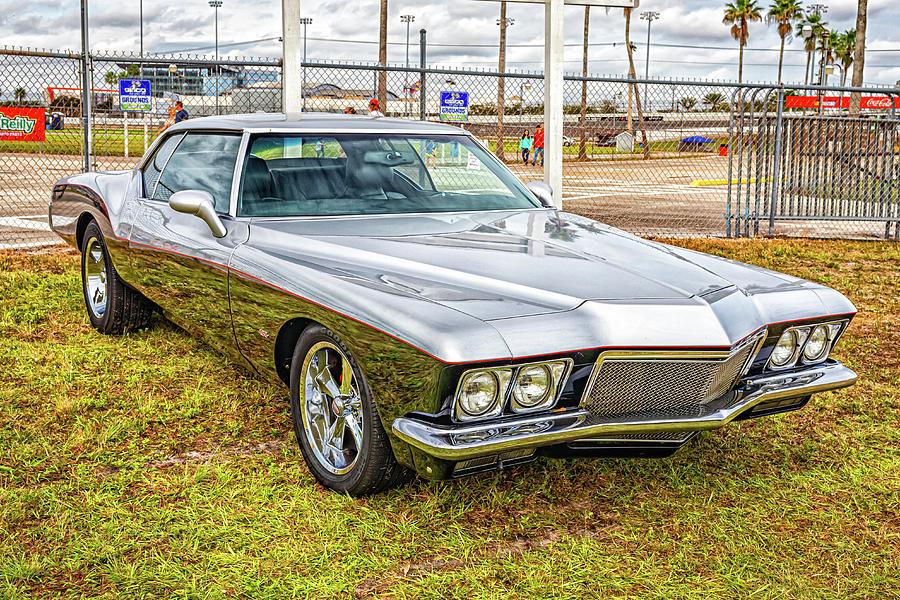 1972 Buick Riviera Gs Hardtop Photograph