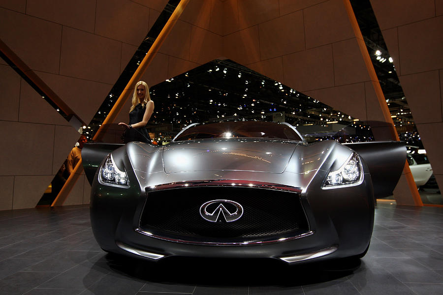 79th Geneva Motor Show Photograph by Miguel Villagran