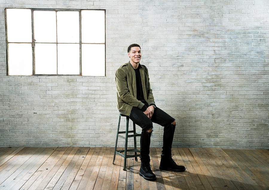Aaron Gordon Photograph by Nathaniel S. Butler