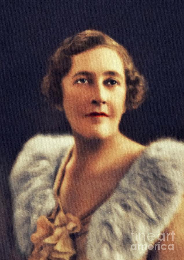 Agatha Christie, Literary Legend by John Springfield