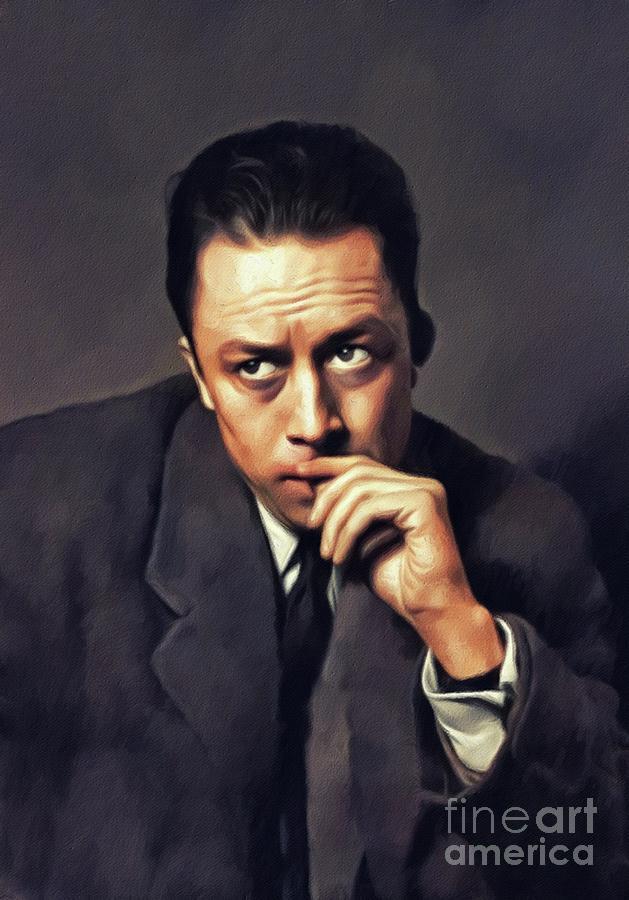 Albert Camus, Literary Legend and Philosopher by John Springfield