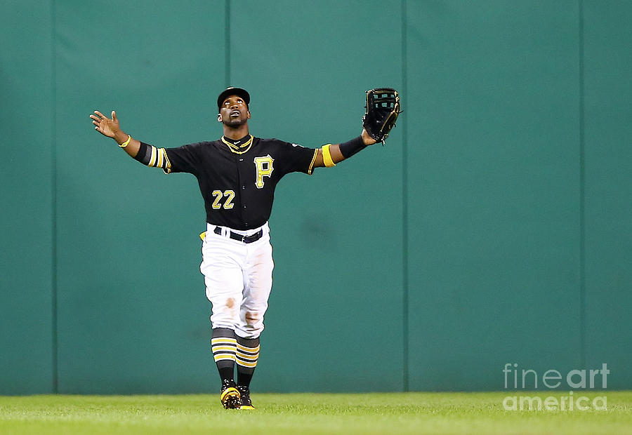 Andrew Mccutchen Photograph by Jared Wickerham
