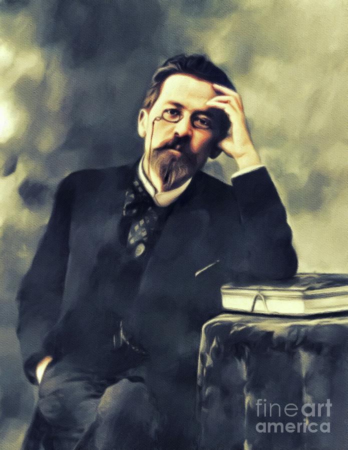 Anton Chekhov, Literary Legend by John Springfield