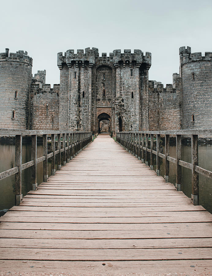 Bodiam Castle Photograph