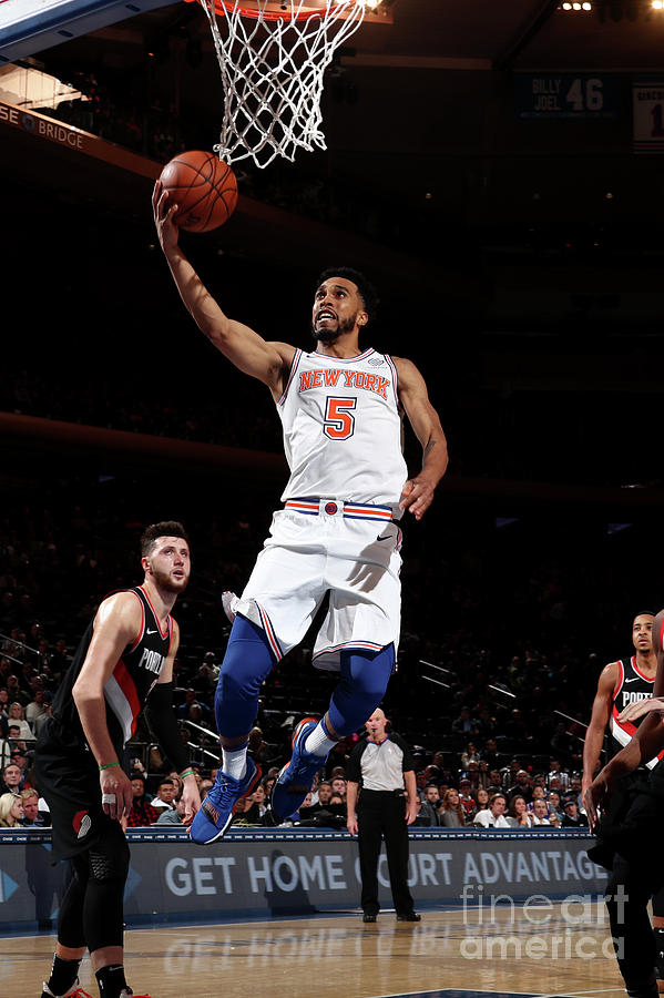Courtney Lee Photograph by Nathaniel S. Butler
