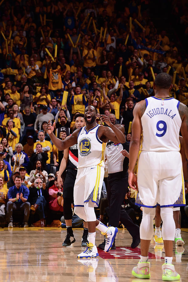 Draymond Green Photograph by Noah Graham