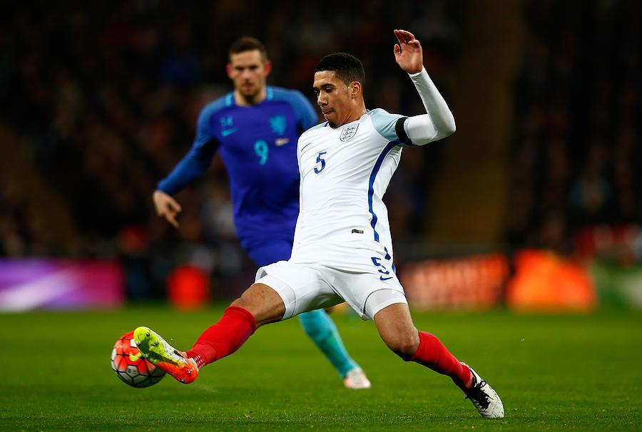 England v Netherlands - International Friendly Photograph by Julian Finney