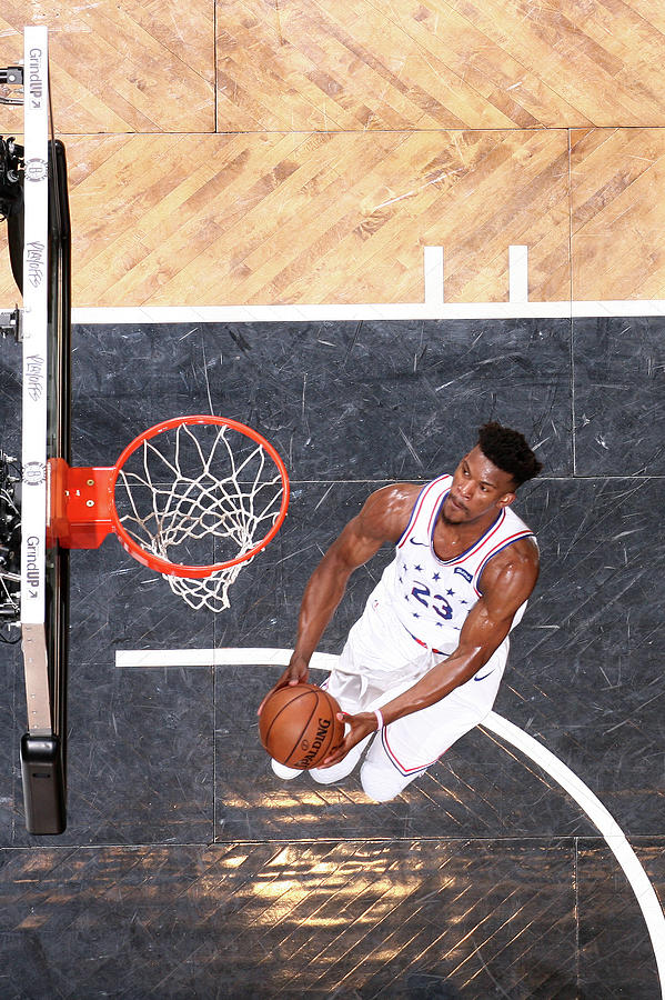 Jimmy Butler Photograph by Nathaniel S. Butler