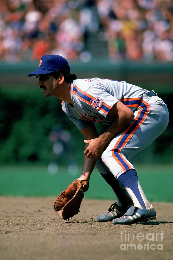 Keith Hernandez Photograph by Ron Vesely