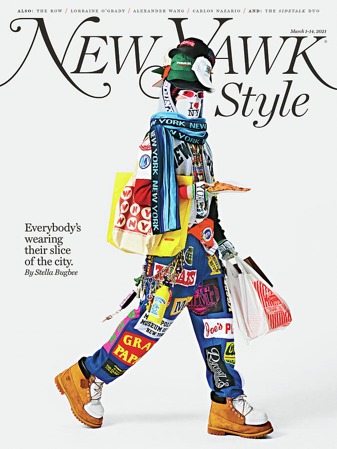 New York Magazine Photograph - New Yawk Style  by New York Magazine