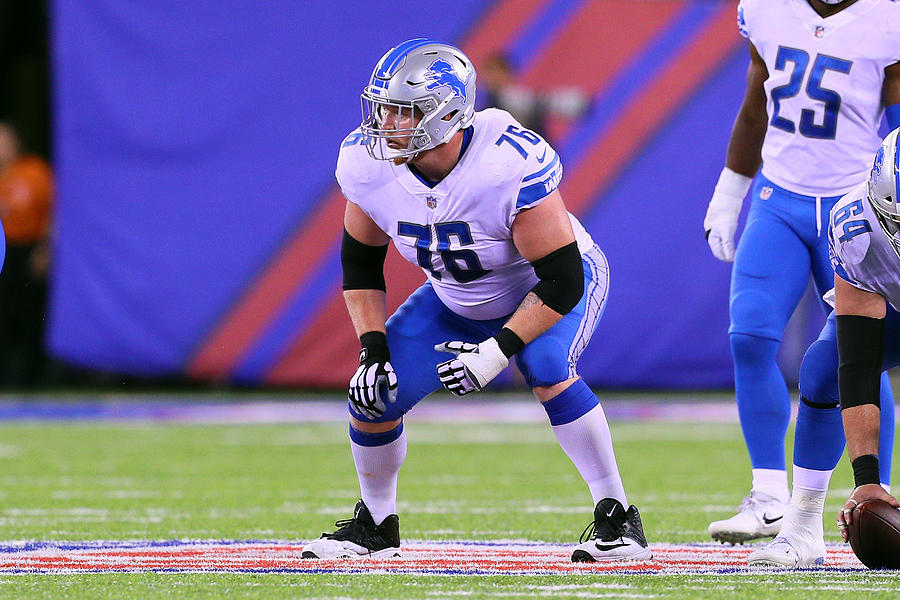 NFL: SEP 18 Lions at Giants Photograph by Icon Sportswire