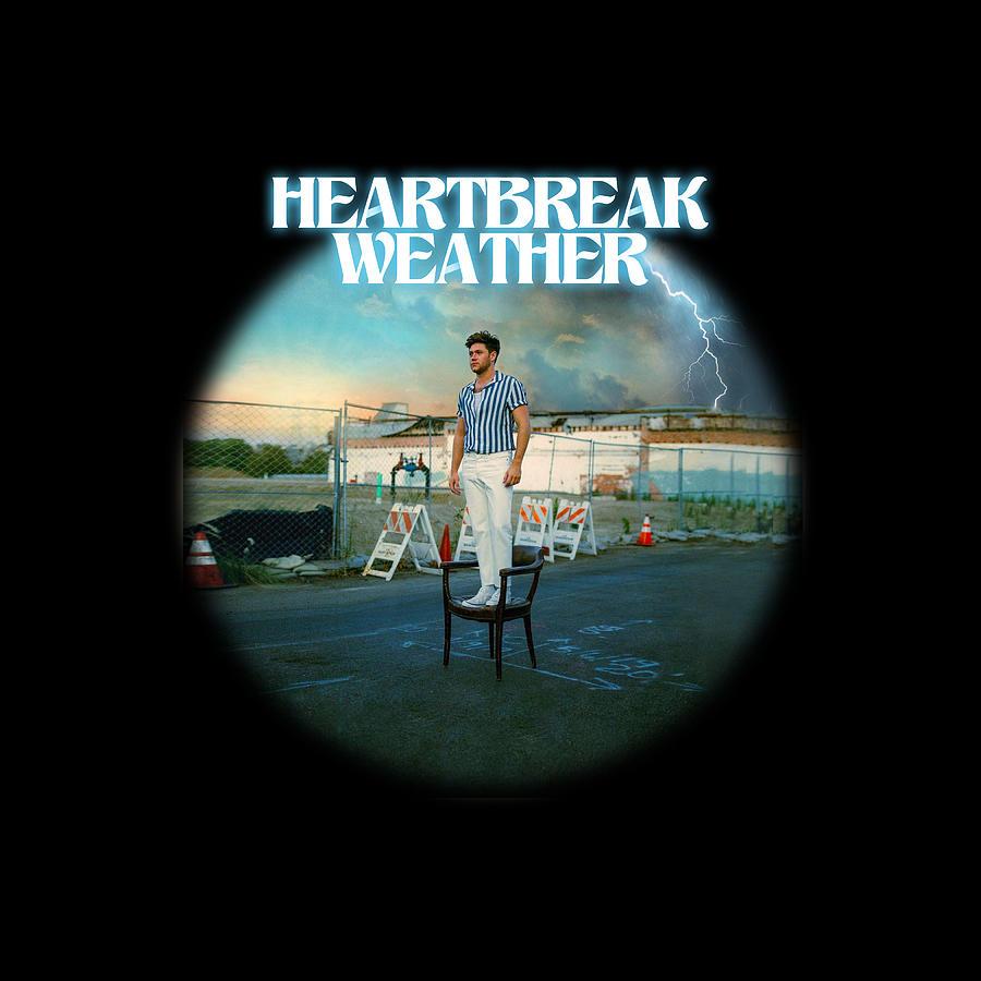 Niall Horan Heartbreak Weather Digital Art By Seto Fadli