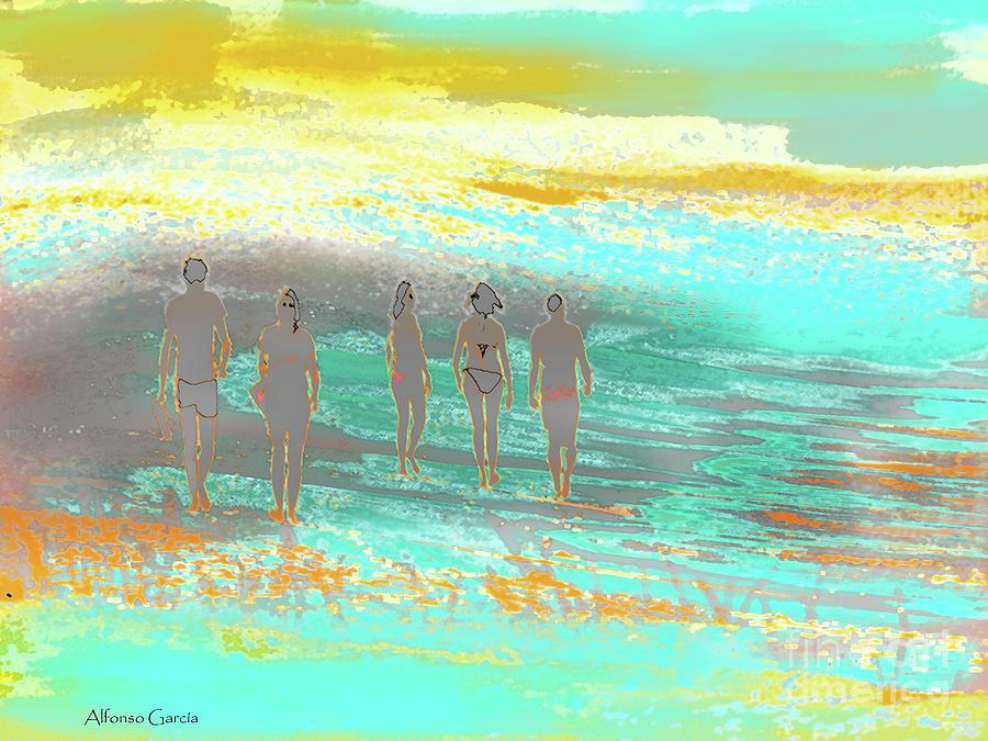 Playa by Alfonso Garcia
