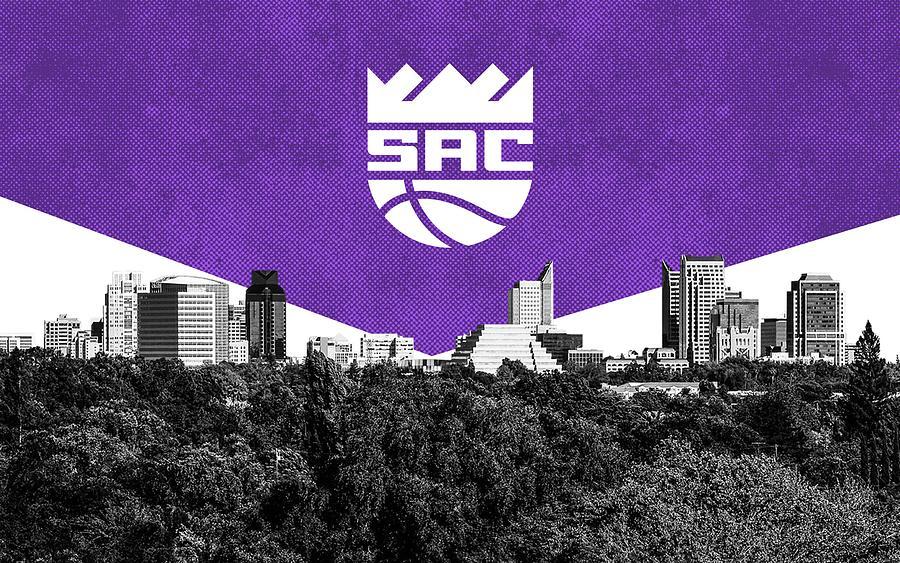 Sacramento Kings Digital Art
