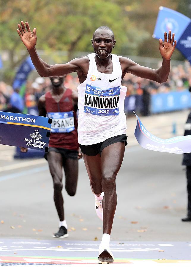 TCS New York City Marathon Photograph by Elsa