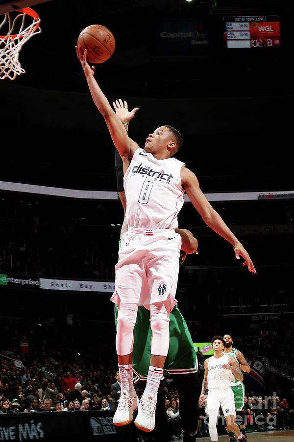 Tim Frazier Photograph by Ned Dishman