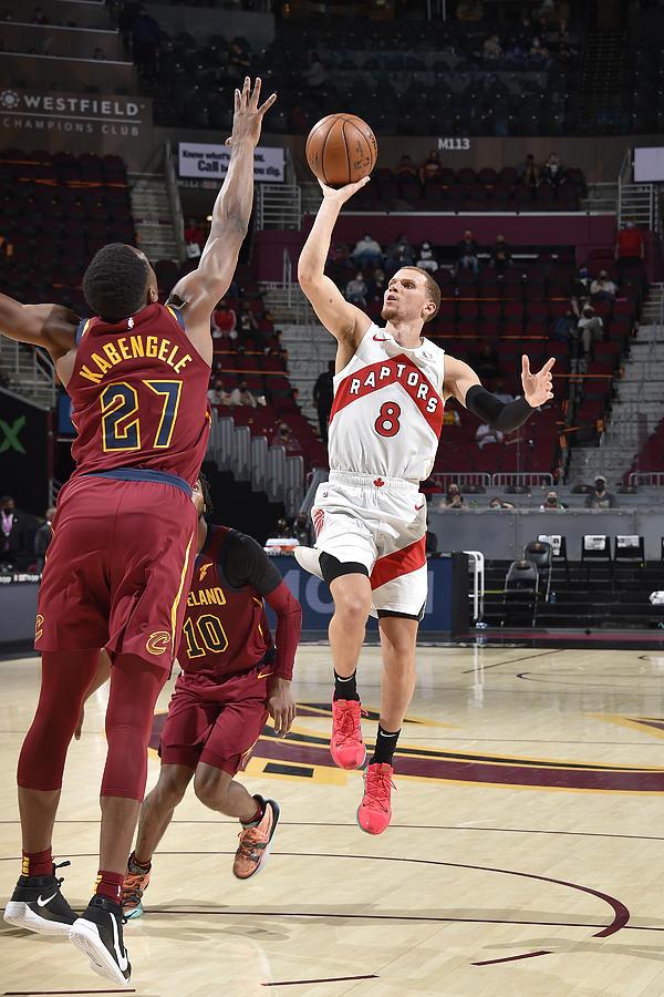Toronto Raptors v Cleveland Cavaliers Photograph by David Liam Kyle