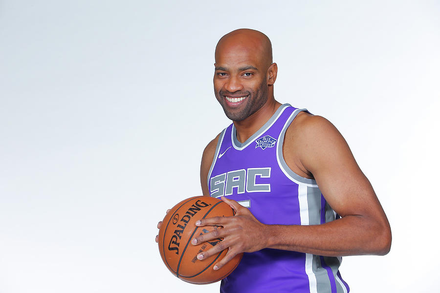 Vince Carter Photograph by Rocky Widner