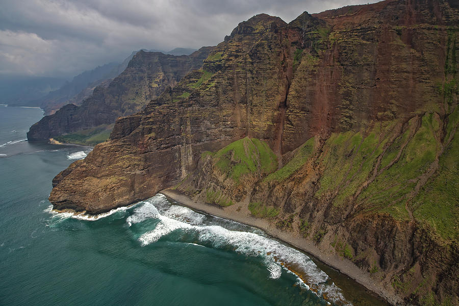 Na Pali Coast by Steven Lapkin