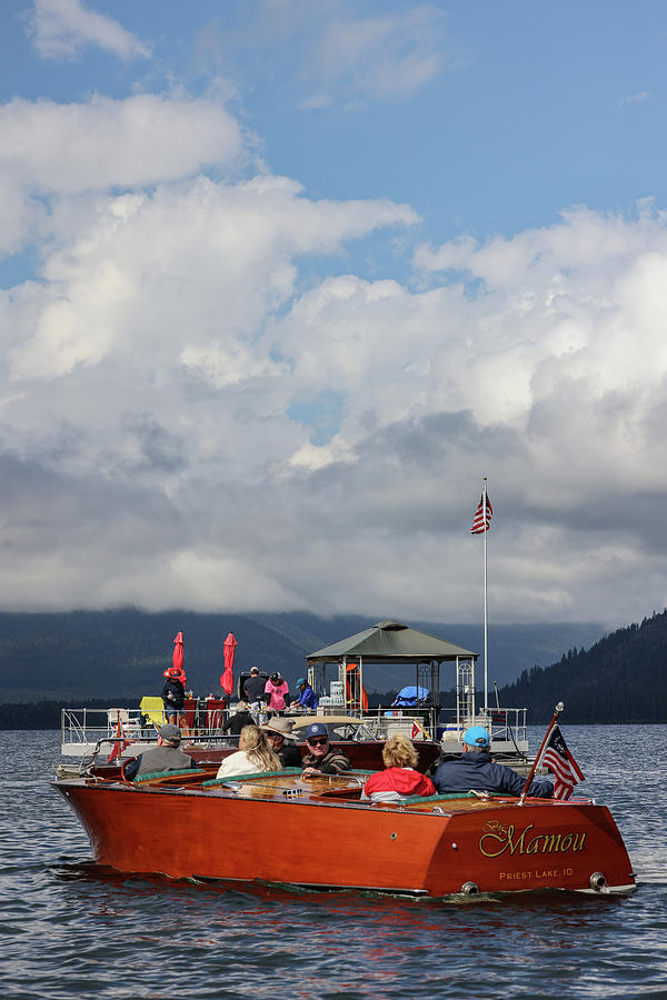 Acbs Priest Lake Photograph