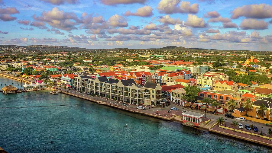 Curacao Dutch Antilles by Paul James Bannerman
