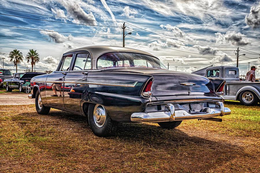 1955 Plymouth Belvedere Sedan Photograph