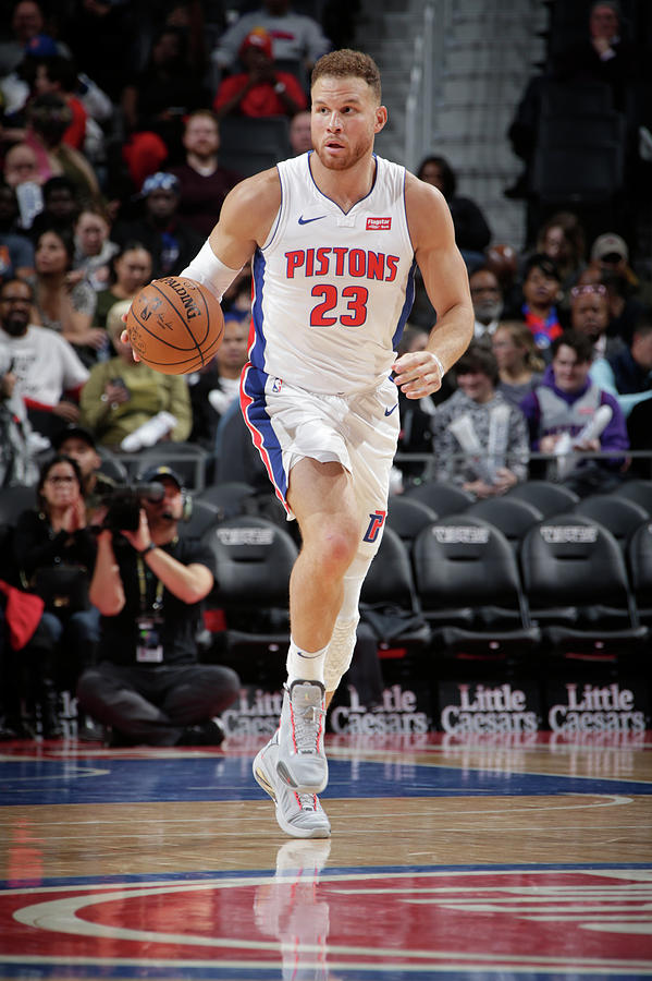 Blake Griffin Photograph by Brian Sevald