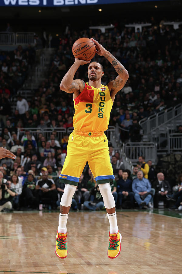George Hill Photograph by Gary Dineen