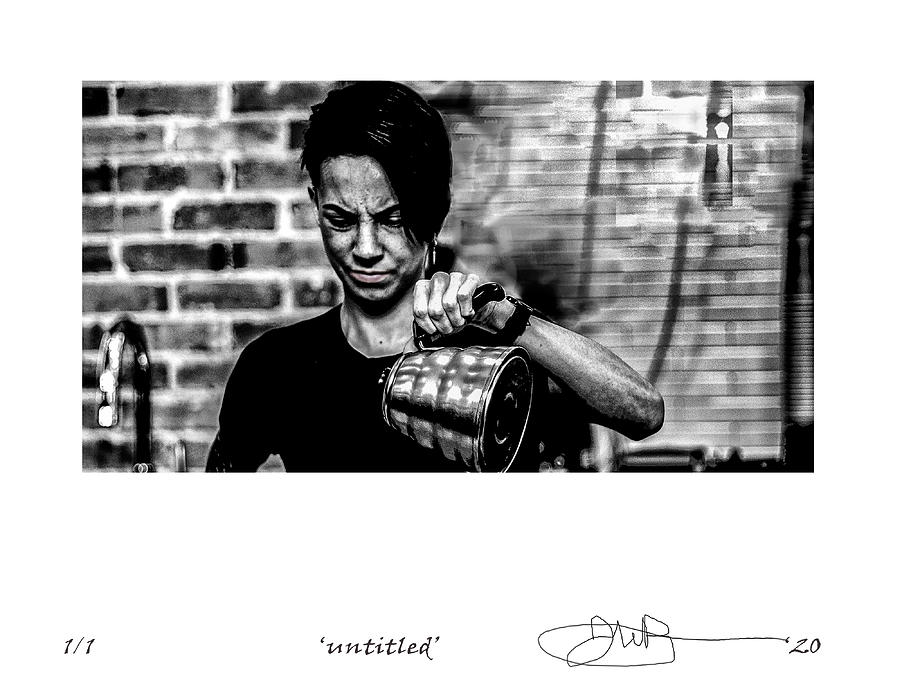 5 Digital Art by Jerald Blackstock