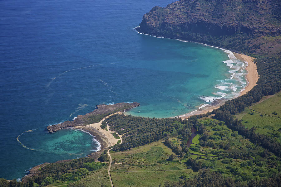 Kauai Southshore by Steven Lapkin